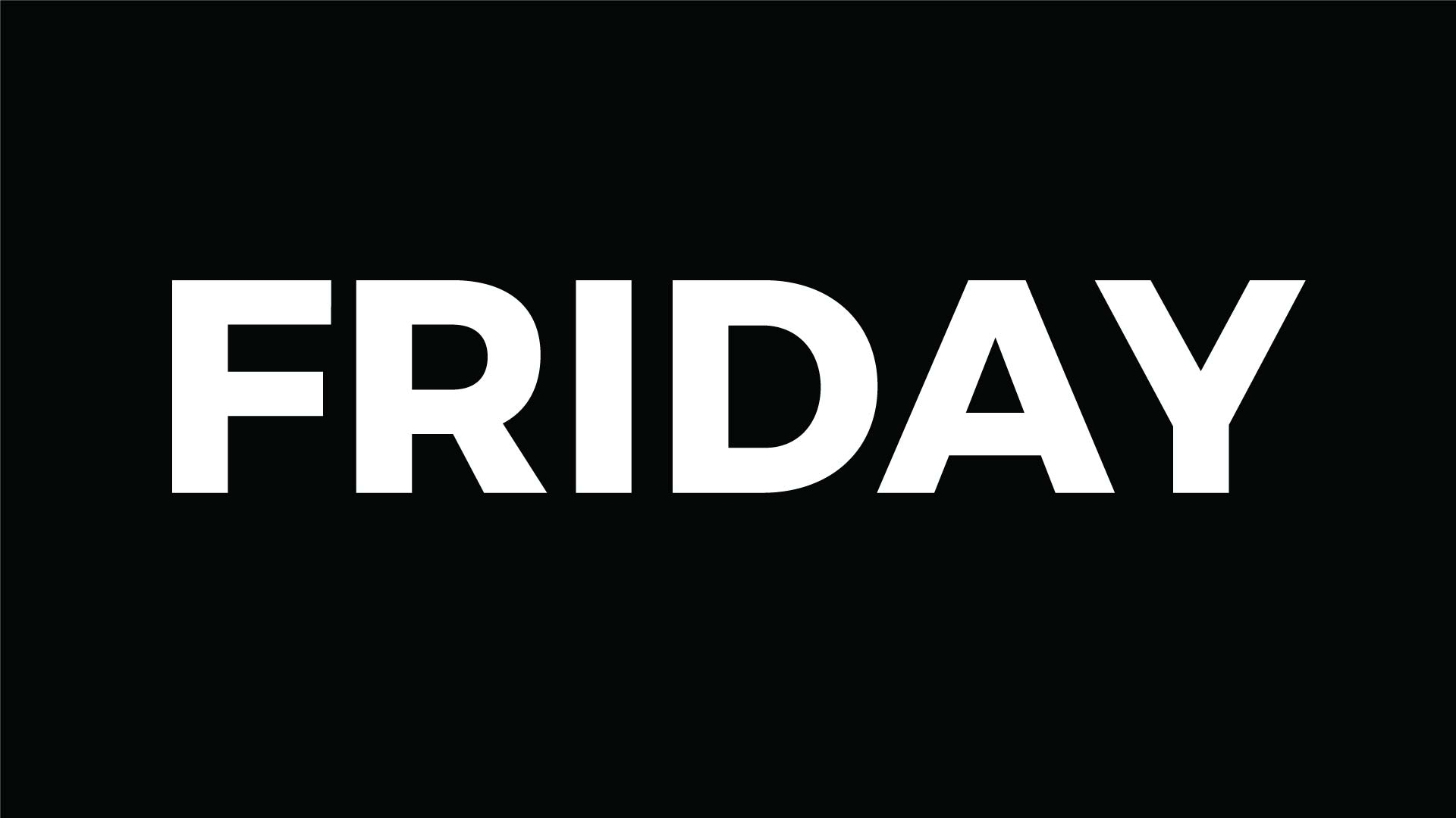 Songs About Friday