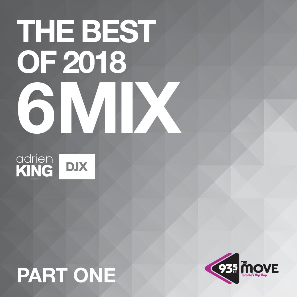 6mix 2018 part 1 - DJX