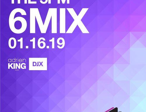DJX – 93.5 The Move – 5pm 6 Mix – Jan 16, 2019