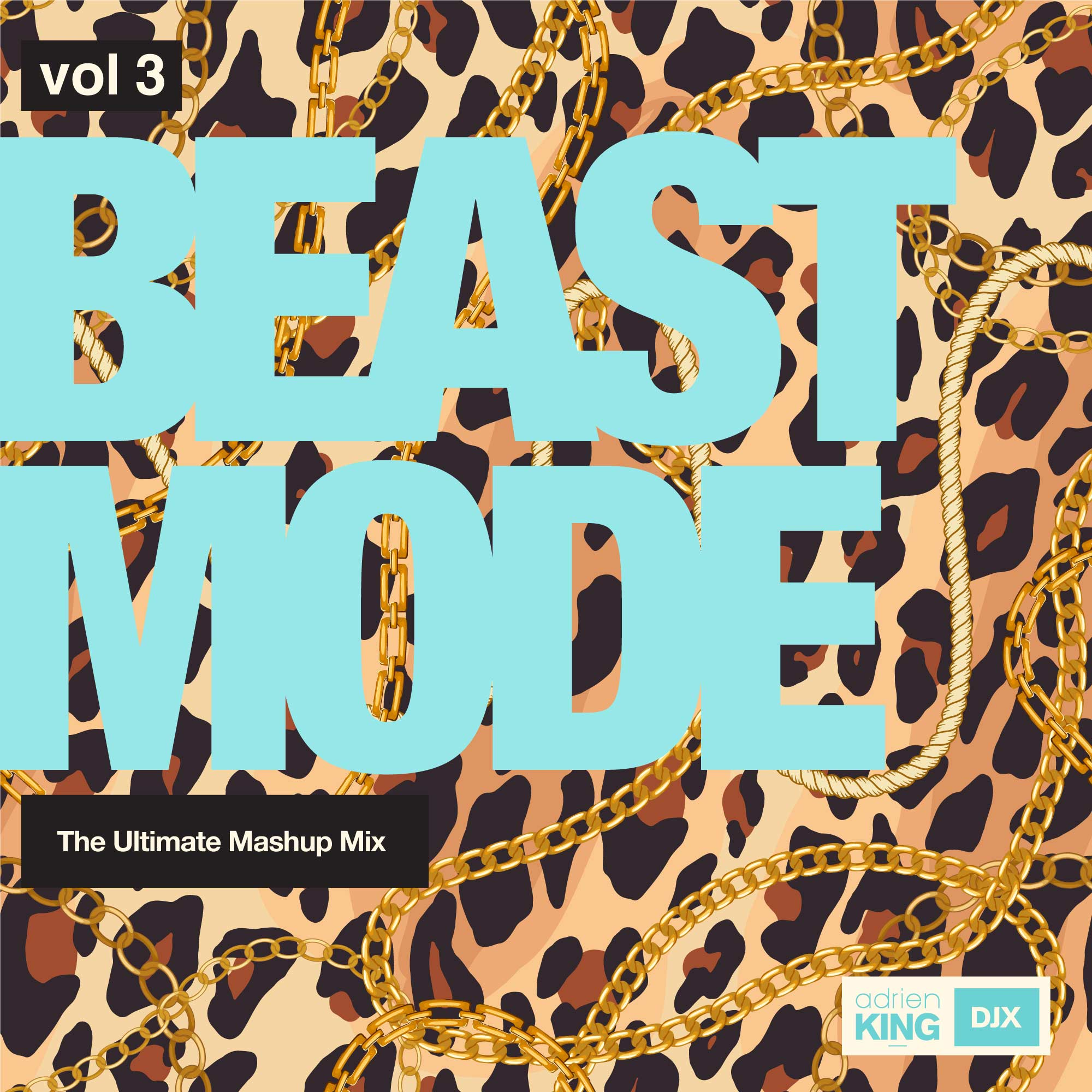 Beast Mode – The Ultimate Mashup Mix Vol 3