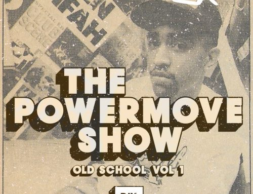 THE POWER MOVE SHOW OLD SCHOOL MIXTAPE VOL. 1 BY DJX