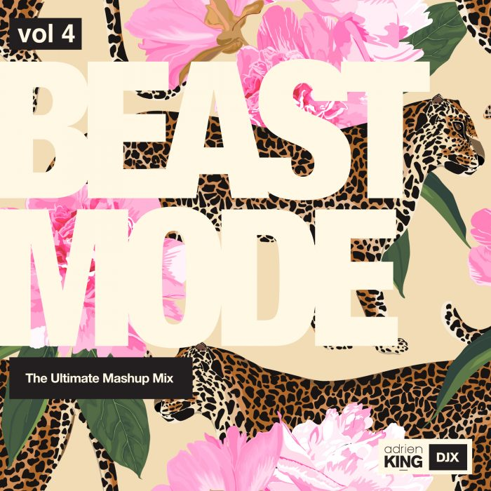 Beast Mode - The Ultimate Mashup Mix - Adrien DJX King Vol 4